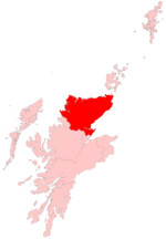 Caithness, Sutherland and Easter Ross