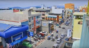 Calapan - Downtown area