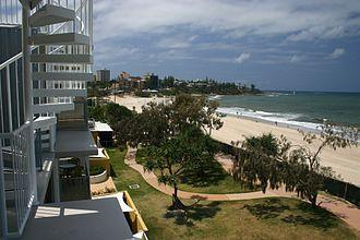 Caloundra - Apartments along King's Beach