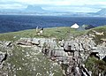 Camp on the cliffs - geograph.org.uk - 604876.jpg