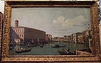 Canaletto, il canal grande visto dal ponte di rialto, 1725 ca..JPG