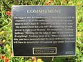 Cancer Survivors Park Memphis TN 17 Road to Recovery plaque 2.jpg