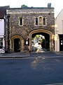 Cannon Gate, South Street - geograph.org.uk - 523593.jpg