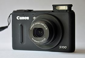 Image illustrative de l'article Canon PowerShot S100