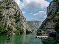 Canyon Matka - Skopje http-en.wikipedia.org-wiki-Matka Canyon - panoramio.jpg