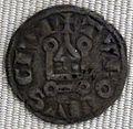 Capetingi, luigi viii il leone, denaro tornese, 1223-26.JPG