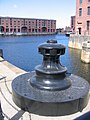 Capstan at the Albert Dock - geograph.org.uk - 1154572.jpg