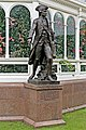 Captain Cook Statue, Sefton Park, Liverpool (geograph 3147390).jpg