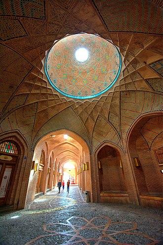 Caravanserai of Sa'd al-Saltaneh - Image: Caravanserai of Sa'd al Saltaneh 1