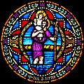 Carl Huneke's stained glass window - St. Christopher at St. Joan of Arc Church in Yountville, CA.jpg