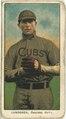 Carl Lundgren, Chicago Cubs, baseball card portrait LCCN2008675183.tif