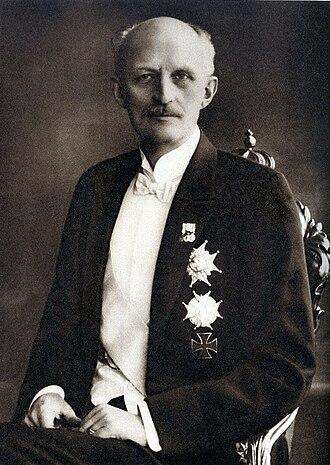 Prince Carl, Duke of Västergötland - Image: Carl of Sweden (1861) 1929