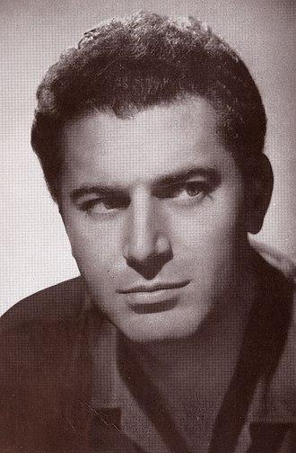 Carlo Giustini - Giustini c. 1954