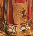 Carlo crivelli, polittico di massa fermana, 1468, 06 lorenzo 4 san paolo.jpg