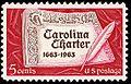 Carolina Charter 1963 U.S. stamp.1.jpg