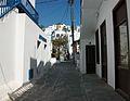 Carrer de Míkonos, Grècia.JPG