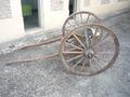 Carretto per il trasporto del latte - Musei del cibo - Parmigiano - 296a.tif
