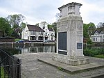Carshalton, War Memorial - geograph.org.uk - 415267.jpg