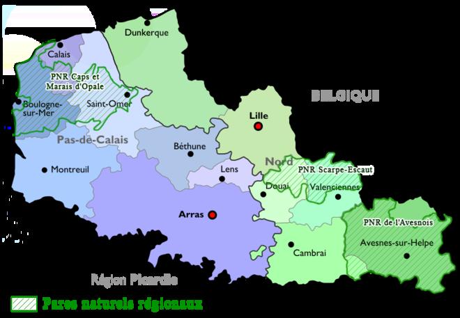 Grande Ville Proximite Crepin Nord Pas De Calais