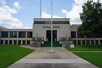 Panola County, Texas - Image: Carthage July 2017 09 (Panola County Courthouse)