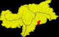 Cartina Comune BZ Selva di Val Gardena.png