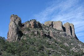 Casa Grande in Big Bend National Park.JPG