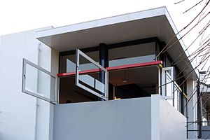 "Rietveld Schröder House - The ""invisible corner"""