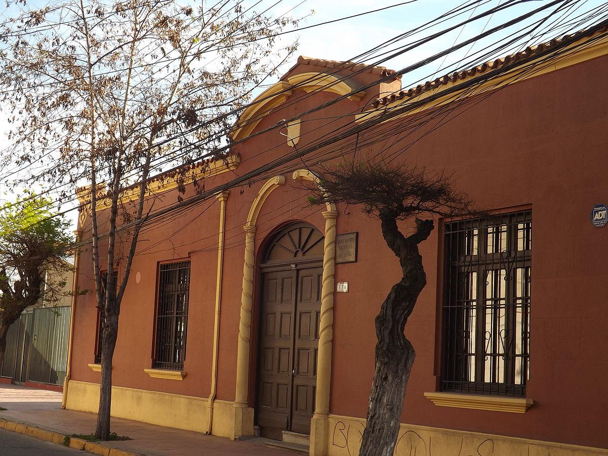 Casa colonial quillota wikipedia la enciclopedia libre - Fachadas antiguas de casas ...
