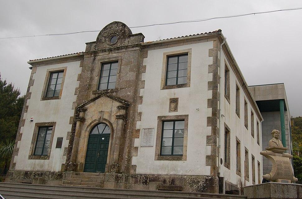 Casa consistorial de Carnota