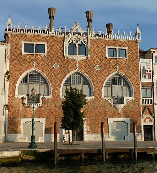 Casa dei tre oci alla giudecca
