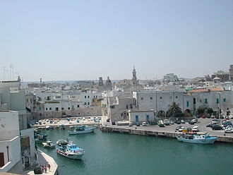 Monopoli - Old port