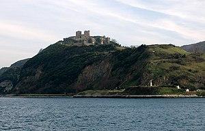 Yoros Castle - The ruins of Yoros Castle