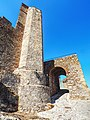 Castellar.Detalle de torreón de entrada.jpg