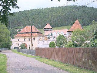 Lăzarea Commune in Harghita County, Romania