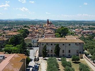 Castiglione del Lago - Old town of Castiglione del Lago