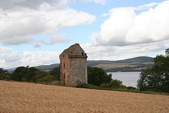 Donald Monro (priest) - Image: Castle Craig Scotland