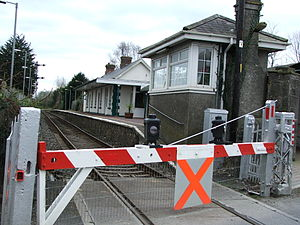 Nenagh railway station