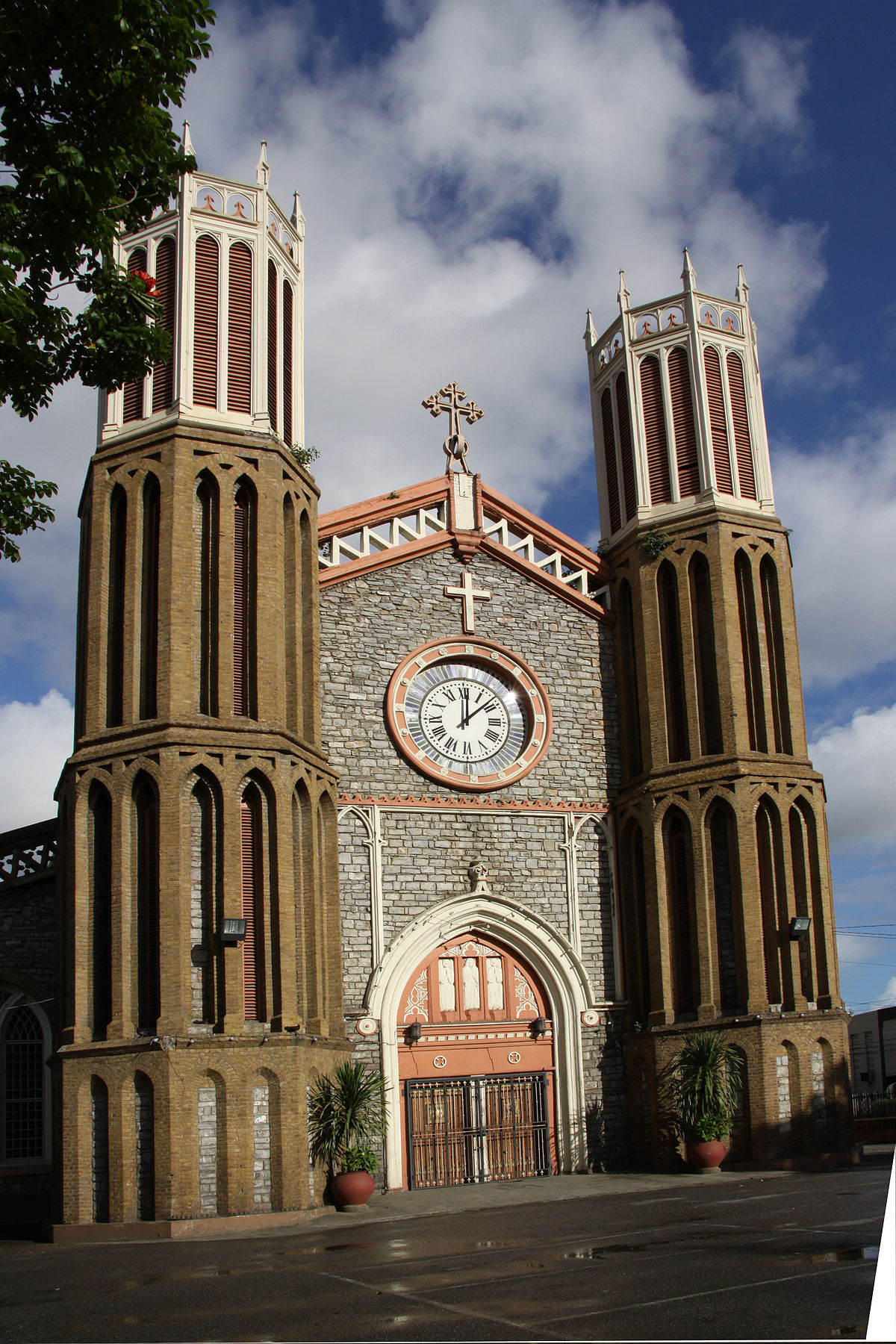 Roman catholic archdiocese of port of spain wikipedia - St joseph convent port of spain trinidad ...