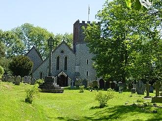 Catherington - Image: Catherington Church