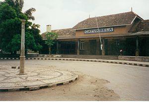 Catumbela - Catumbela railway station