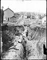 Cedar River Pipeline under construction, 1900 (49651467148).jpg