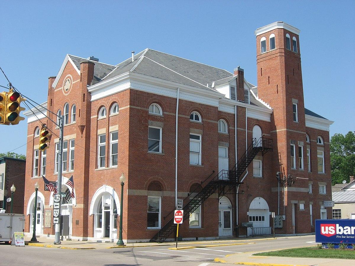 Cedarville ohio wikipedia for Building a home in ohio