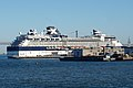Celebrity Infinity cruise ship SFO 09 2017 6467.jpg