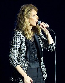 Celine Dion Tour Dates Uk