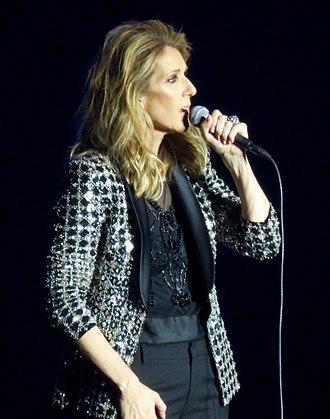Celine Dion - Dion in 2017