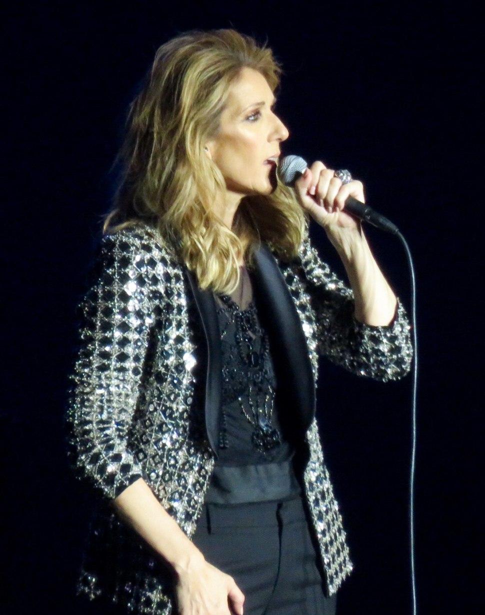 Celine Dion Live 2017