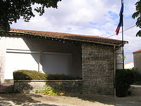 Mairie de Cellettes.