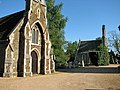 Cemetery chapels, Downham Market - geograph.org.uk - 1876499.jpg