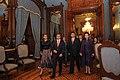 Cena de Estado que en honor del Excmo. Sr. Xi Jinping, Presidente de la República Popular China, y de su esposa, Sra. Peng Liyuan (8959194051).jpg