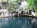 Cenote water.JPG